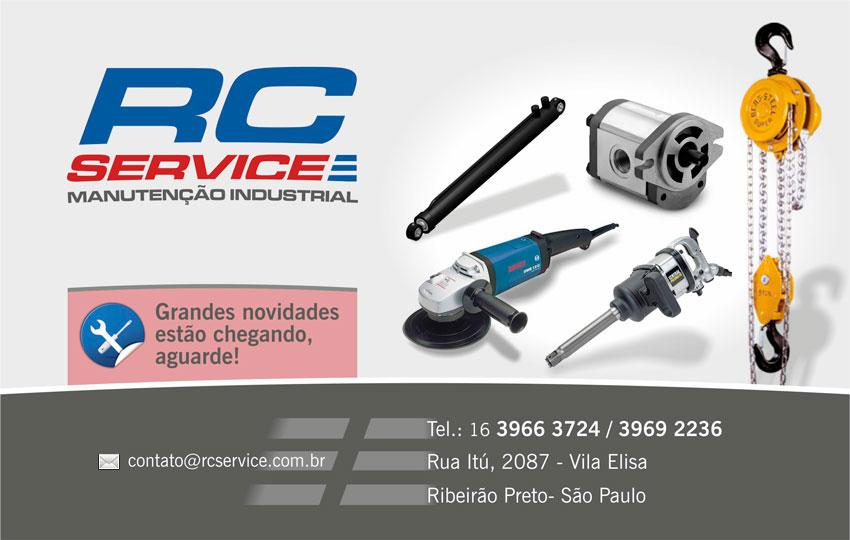 RC Service - Manutenção Industrial